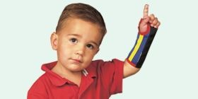Orthoses for children