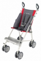 Side supports for Maclaren stroller