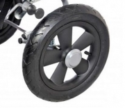 Rear wheel with PU tire for buggy RACER+