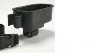 Crutch holder for wheelchair B31