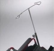 Serum holder for wheelchair B52