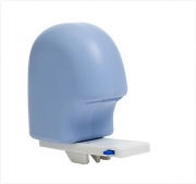 Abduction block for universal toileting seat system Rifton HTS