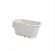Toilet bucket for universal toileting seat system Rifton HTS