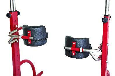 Independently adjustable knee support