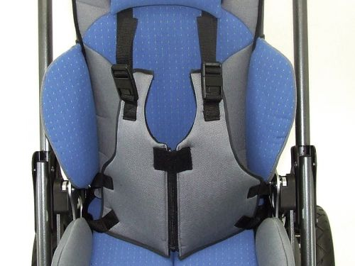 Torso vest for BINGO wheelchair