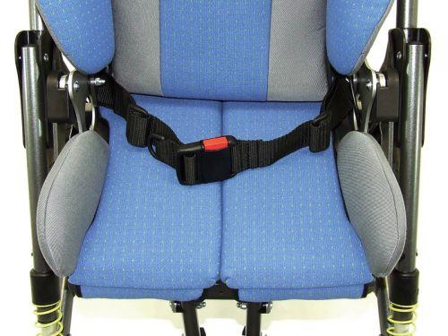 Lap belt for BINGO wheelchair