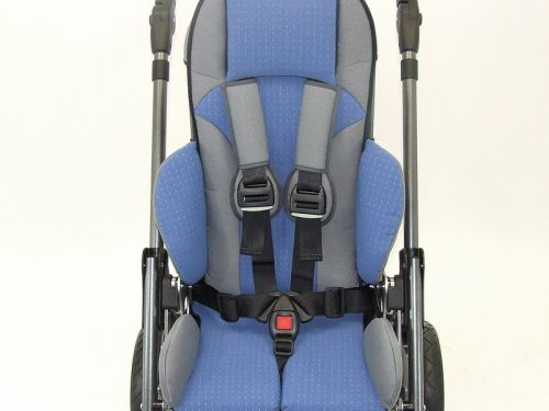 5-point harness for BINGO wheelchair