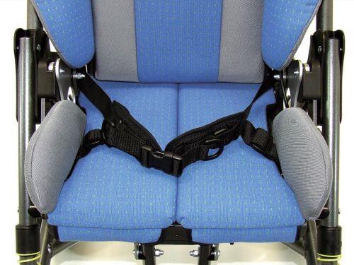 4-point lap belt for BINGO wheelchair