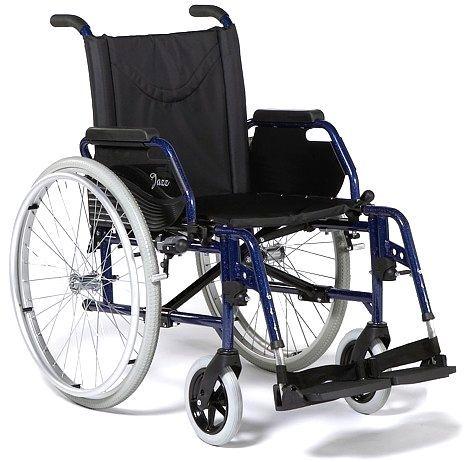 Manual wheelchair Vermeiren JAZZ S50