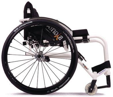 Active wheelchair Vermeiren SAGITTA