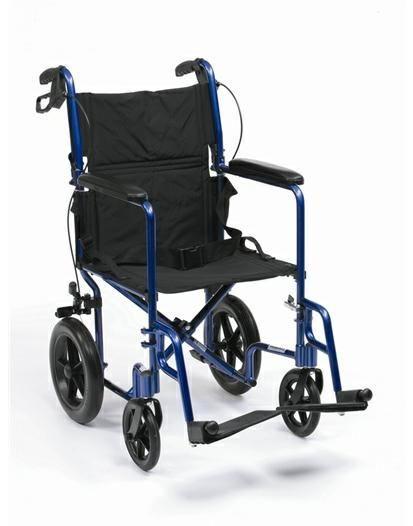 Aluminium Travel Chair EXP19BL