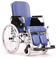 Toilet wheelchair Vermeiren 9300