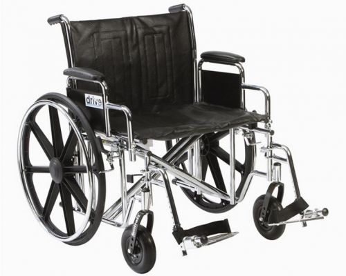 Bariatric wheelchair SENTRA