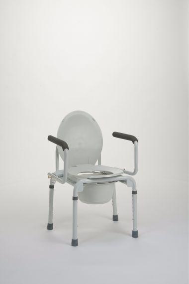 Adjustable toilet chair Vermeiren STACY