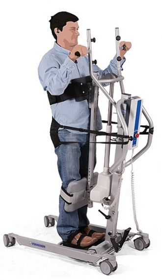 Stand up device ALBATROS