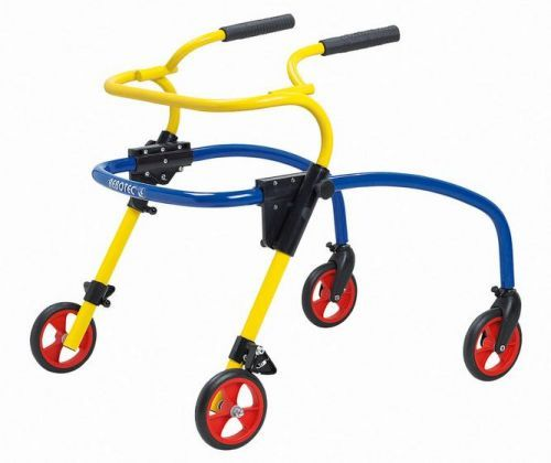 Children reverse walker REBOTEC PLUTO