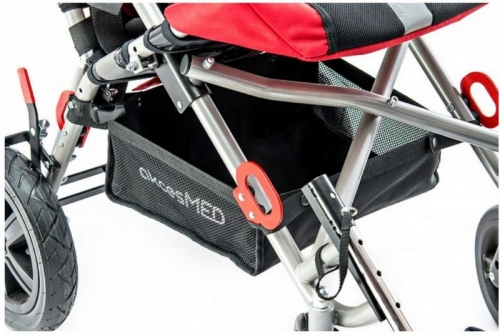 Under seat storage basket for buggy OMBRELO