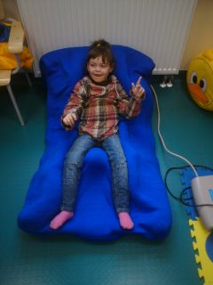 Mattress-sized cushion STABILO Grande