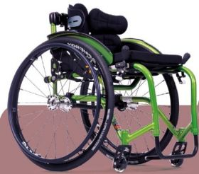 Active wheelchair Vermeiren SAGITTA