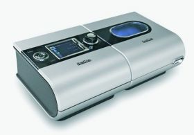 Standard CPAP device ResMed S9 Elite with H5i Humidifier and Nasal Mask Mirage FX ResMed