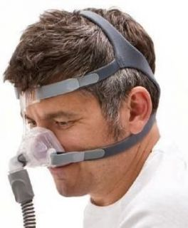 Auto CPAP ResMed AirSense 10 AutoSet with nasal mask Mirage FX