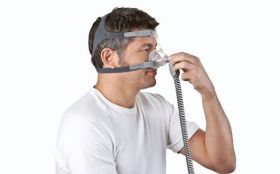 Auto CPAP POINT2 Hoffrichter with Nasal Mask Mirage FX ResMed