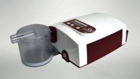 Auto CPAP Point2 Hoffrichter with Humidifier Aquapoint2 and Nasal Mask COZY