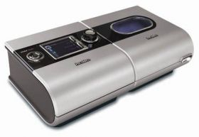 Auto BiLevel ResMed S9 Auto 25 with H5i Humidifier and Nasal Mask Mirage FX