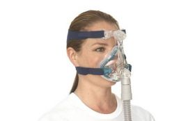 Mirage Quattro Full Face CPAP Mask ResMed