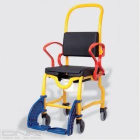 Shower-commode chair for children AUGSBURG Rebotec