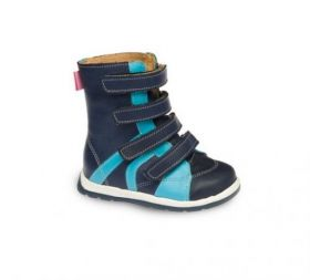 Orthopedic shoes with split BOXERS (blue)