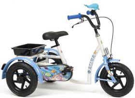 Tricycle for children with special needs Vermeiren AQUA