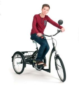 Tricycle for children with special needs Vermeiren FREEDOM