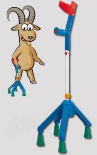 Tetrapod crutch for children QUADRO Rebotec