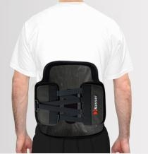 Lumbar and chest brace AR-WSP-03