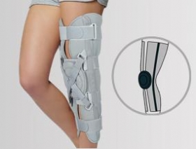 Banding support of the lower limb - Tutor AM-TUD-KD-02