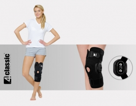 Knee joint brace with splint 2 AM-OSK-Z/2