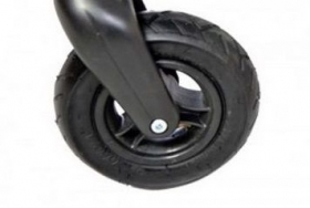 Front wheel with PU tire for buggy RACER+