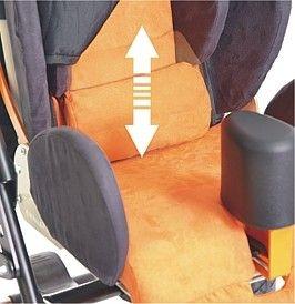Lumbar cushion for GEMMI new