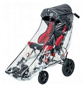 Rain cover for buggy OMBRELO