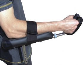 Armpits supports