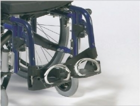 Belt with option foot stabilizing Vermeiren B19