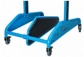 Separator of the lower limbs for gait trainer ACTIVALL AV_002
