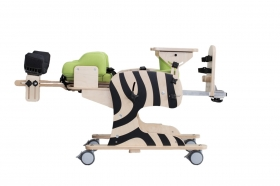 Positioning chair ZEBRA