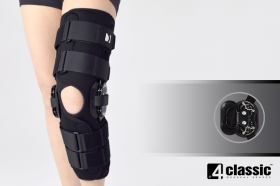 Open brace for lower limb with splints 2R, AM-OSK-OL/2R