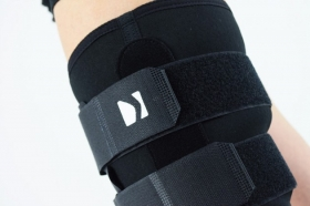Lower limb brace with splints 2R AM-OSK-ZL/2R