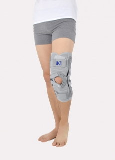 Knee cap brace with two splints 2RA, AM-OSK-Z/2RA-OR