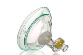 Oxygen mask for children