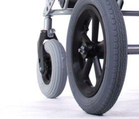 Blokade front wheels