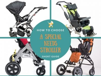 What to consider before buying a special needs stroller?